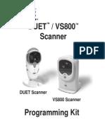 PSC Duet-VS800 ProgrammingKit