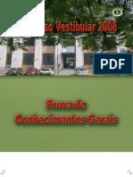 UNIRIO 2008_Ence_2008_1ªetapa_Prova