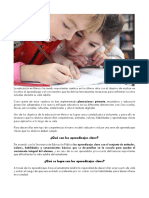 Documento Educación