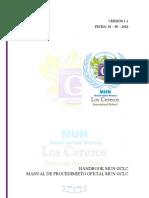 Handbook Mun Gclc