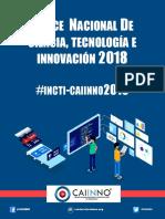 indice nacional de ciencia y tecnología