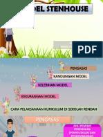 MODEL STENHOUSE(Assignment).pptx