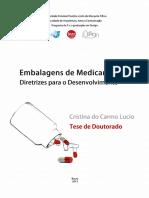Embalagem de medicamentos