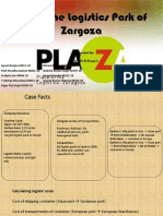 Plaza the Logistics Park of Zarkzoga-SCM Sec B Group-2
