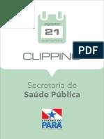 2019.08.21 - Clipping Eletrônico