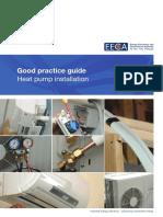 Good Practice Heat Pump Installation