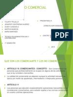 Comercio Diapositivas