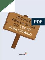 E-Book Recursos Persuasivos Do Texto Publicitrio