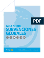 Subenciones globales