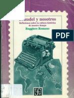 ROMANO Braudel Nosotros Los Demas