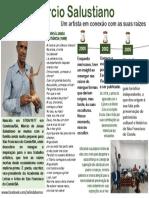 Márcio Salustiano - Infográfico
