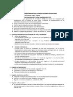 Protocolo de Simulacro Ie