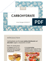 Carbohydrate (3)