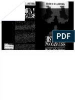 De Certeau - Historia y Psicoanalisis