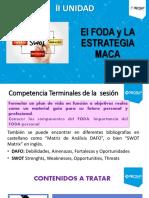 02 FODA y Estrategía MACA