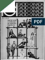 La rentrée télé en 1969
