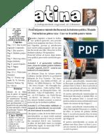 Datina - 22.08.2019 -prima pagină