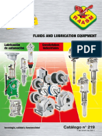 FLUIDS AND LUBRICATION EQUIPMENT