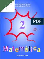 14. Matemática 2 - 24 Páginas de 106 en Totall