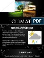 Climate of Pakistan PPT (1)