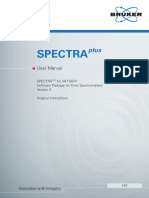 Spectraplusv3 for s8t Doc-m80-Exx109 v1