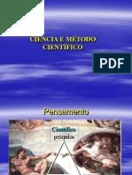 Apresentação, em parte, do curso de metodologia de pesquisa