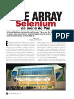 Line Array - Selenium