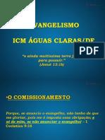 EVANGELISMO - APRESENTAÇÃO