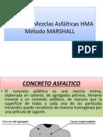 Diseño Marshall