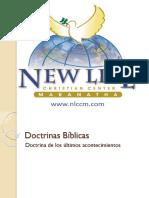 Doctrina de La Ultimos Acontecimientos 1