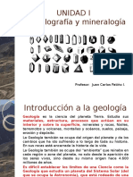 UNIDAD I Cristalografia y Mineralogia