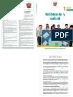 1° Grado_Ciclo Avanzado_Unidad 2_Ambiente y salud_Portafolio