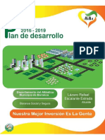 Plan de Desarrollo Municipal Baranoa 2016-2019
