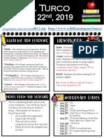 Weekly Update August 22nd.pptx