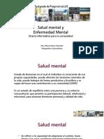 Salud Mental y Enfermedad Mental