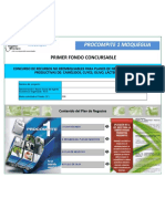 PROCOMPITE FICHA DE REGISTRO DE PLANES ECONOMICOS