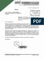 Frente Amplio pide priorizar debate y aprobación de adelanto de elecciones