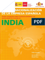 India Bustelo Elcano Espanol