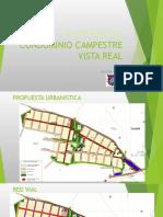 Presentacion Plan Parcial Vista Real