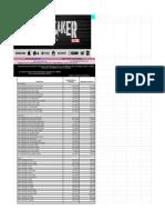 Lista de Precios UnderTakeR Tec Store