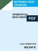 Cdp Mds Str Lsa1 Circuit Operation