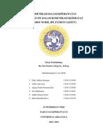 Komunikasi Dalam Keperawatan Revisi