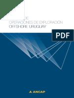 Manual de Operaciones de Exploración Off-shore Uruguay