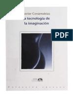 La Tecnologia de La Imaginacion -Javier Covarrubias