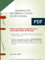 fundamentos de seguridad y salud ocupacional