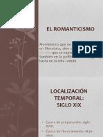 49. El Romanticismo