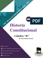 Historia Constitucional B-1