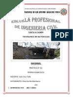 Informe Yeso y Lajas