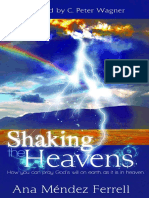 Shaking the Heavens - Ana Mendez Ferrell