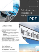 Soluciones de Inteligencia Artificial